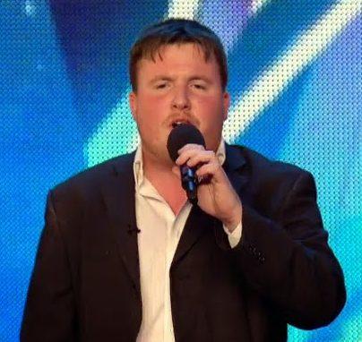 Paul Manners Britain's Got Talent